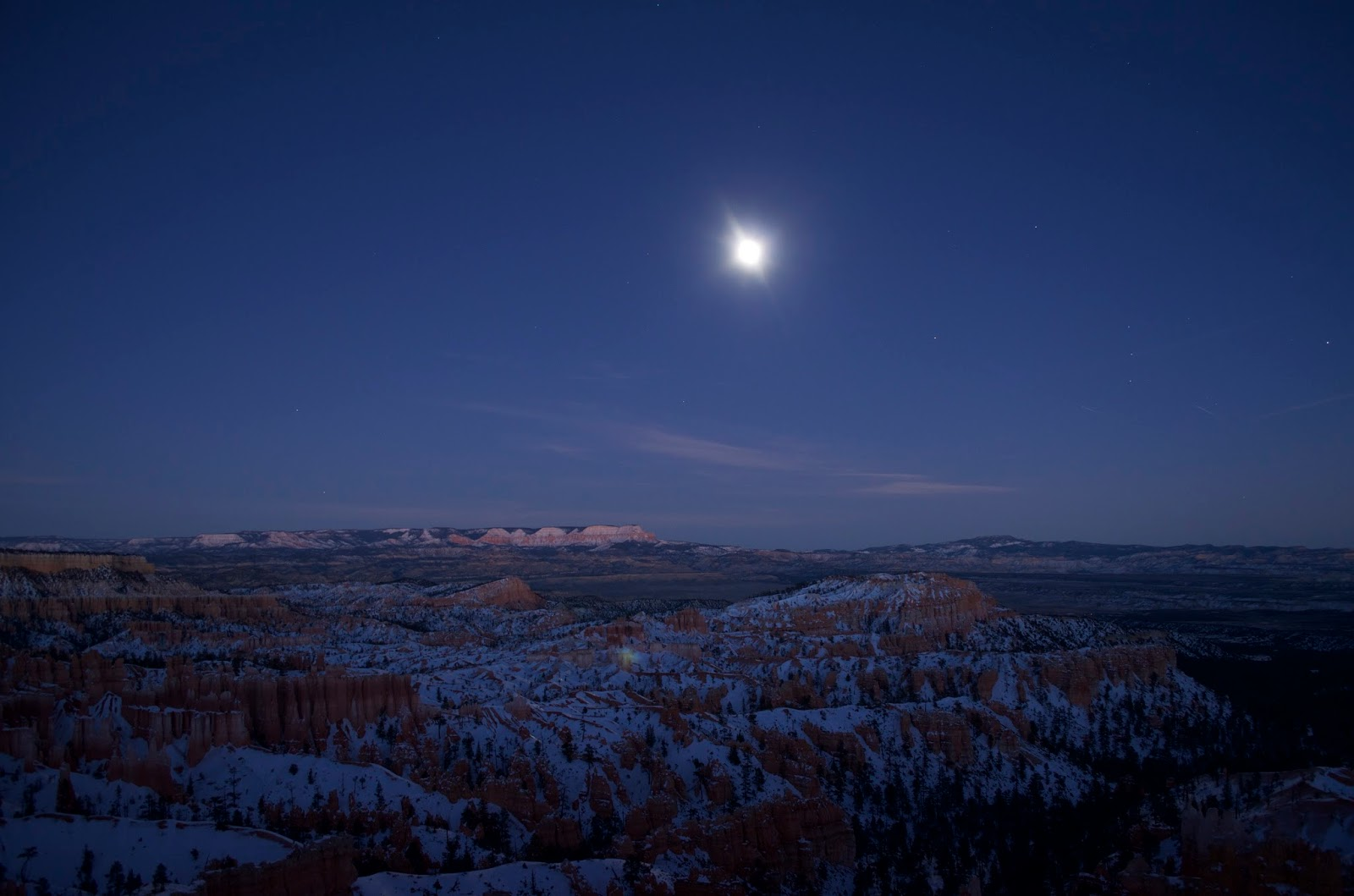 Bryce Canyon at Night