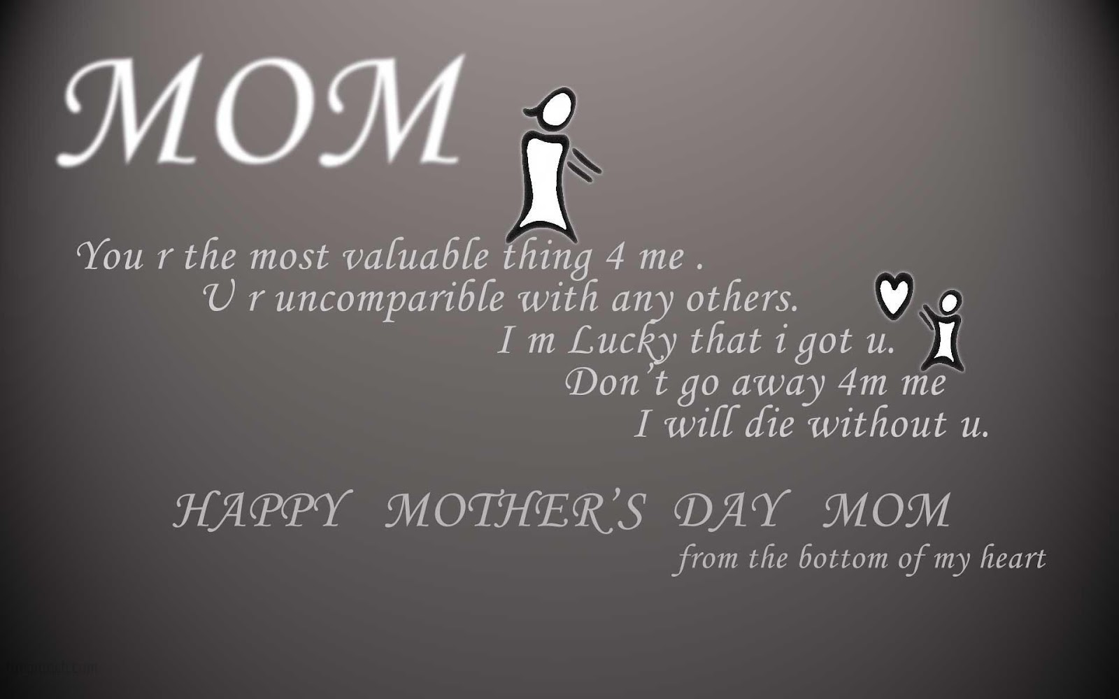 mother the most valuable