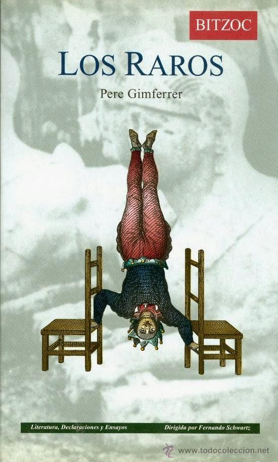 Lecturas 2014: Pere Gimferrer