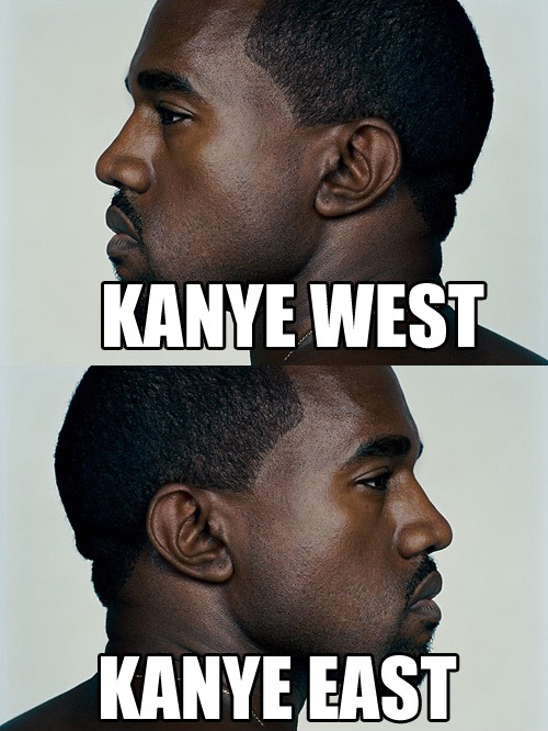 Kanye West - Kanye East