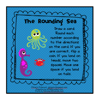 Common Core Rounding 3rd Grade Worksheets - Rounding to the ...