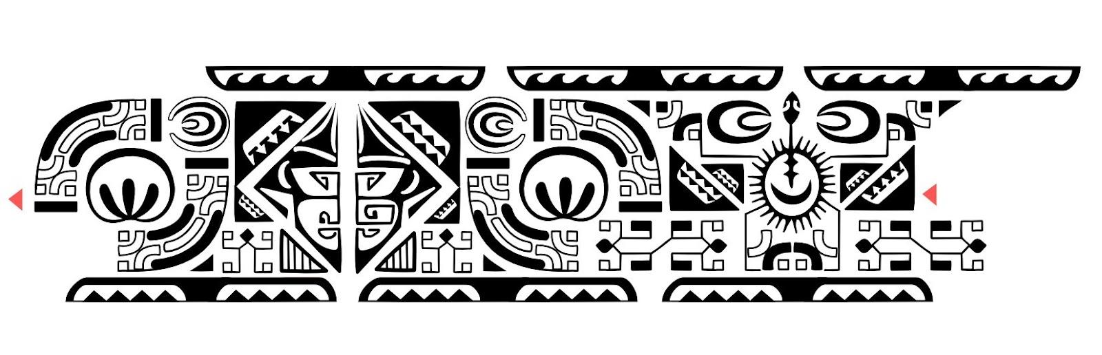 maori tattoo bracelete tattoo maori. Black Bedroom Furniture Sets. Home Design Ideas