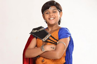 Foto Pemain BaalVeer Serial India ANTV