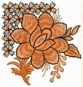 Embdesigntube rack garments printed applique embroidery designs - Appliques exterieures ontwerp ...