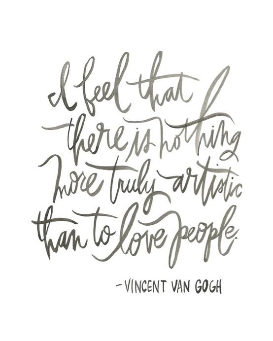 love- van gogh