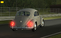 VW Beetle en el simulador Sandrox 4