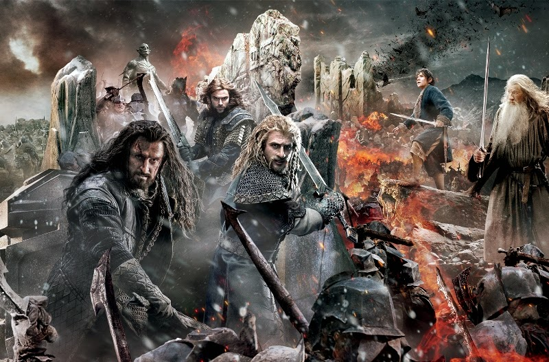 LO HOBBIT CAMPIONE DI INCASSI AL CINEMA. GUARDA I VIDEO