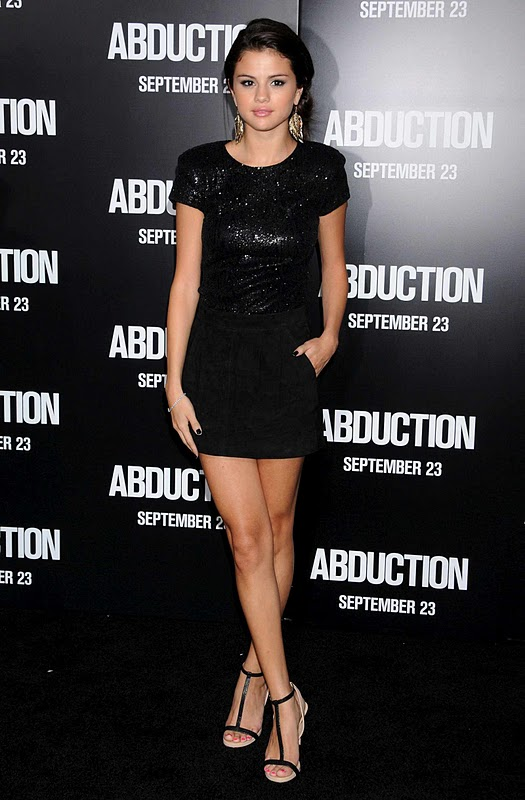 "Selena Gomez – ""Abduction"" Premiere in Hollywood"