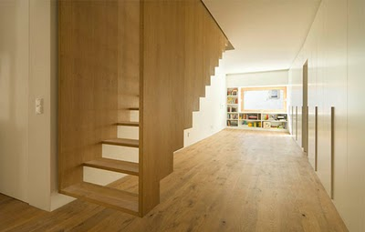 Construindo minha casa clean tipos de escadas decoradas for Decoracion interna