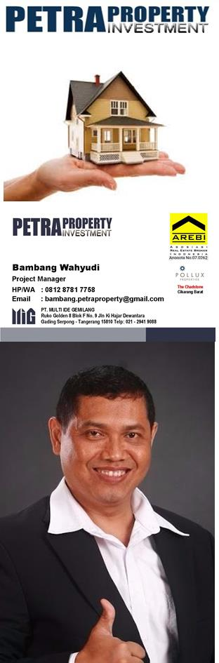 Bambang Wahyudi Petra Property