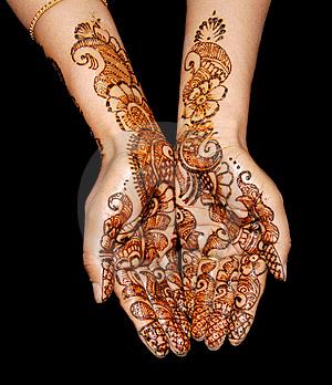Latest Style Basic Mehandi Design+%25288%2529 Mehndi On Hands