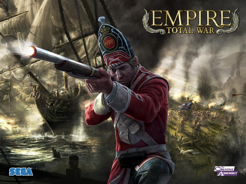 Total War HD & Widescreen Wallpaper 0.348137886562953