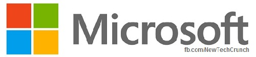 Microsoft New Logo Design in 2012