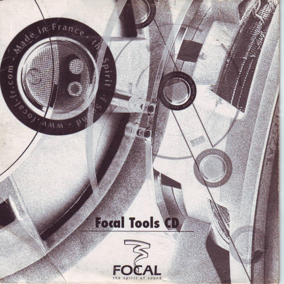 FOCAL TOOLS CD