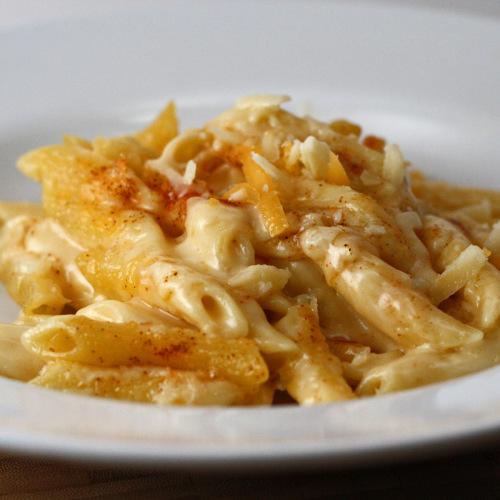 how to make mac and cheese sauce