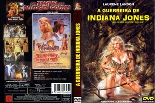A GUERREIRA DE INDIANA JONES
