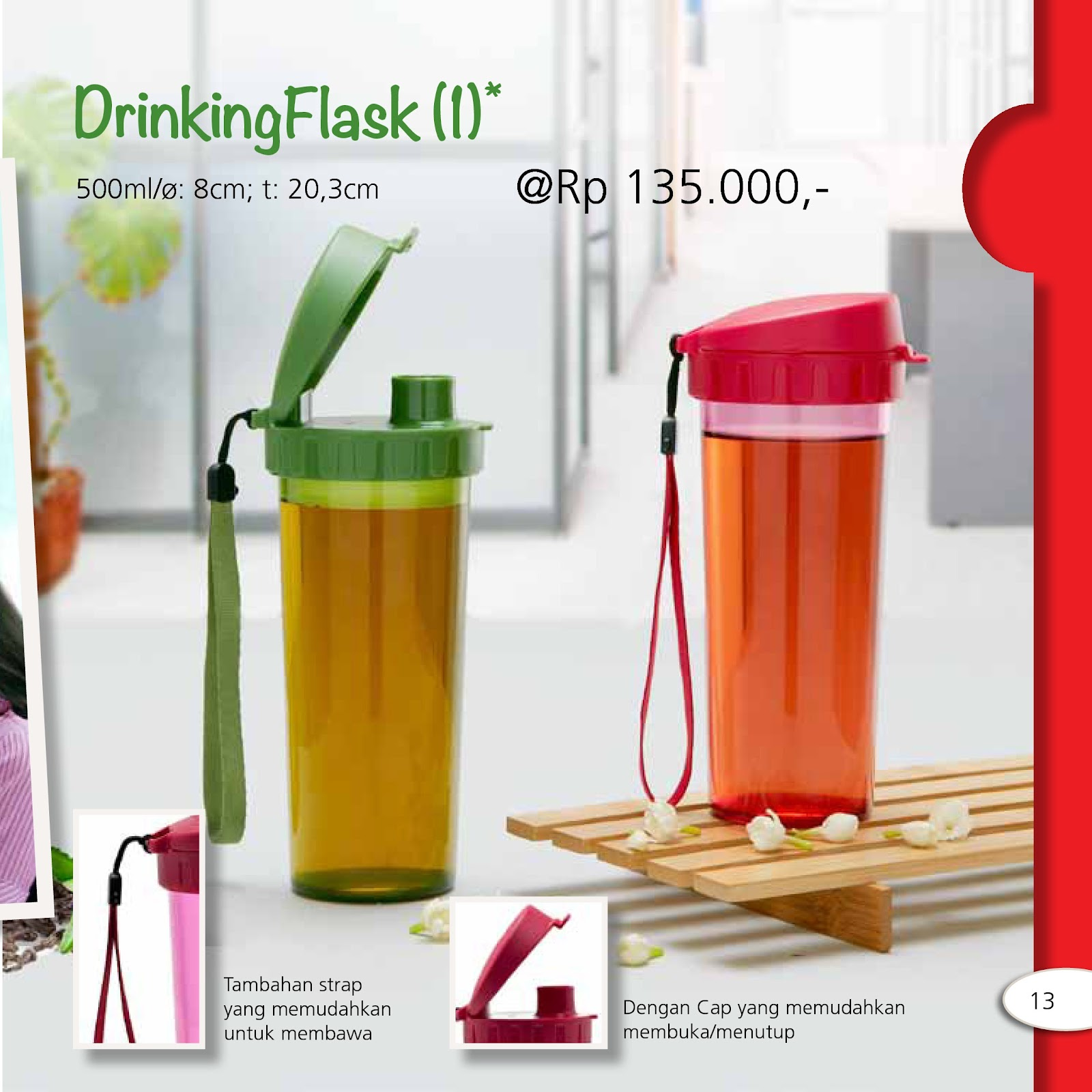 Katalog Tupperware Promo April 2013 (Jawa & Bali) >>> Download