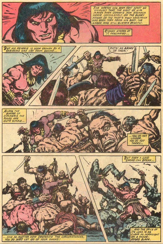 Conan the Barbarian (1970) Issue #131 #143 - English 12