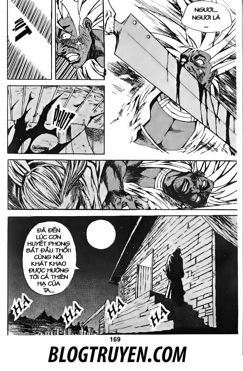 Shoma – Thiên Vương Thần Kiếm chap 85 Trang 21