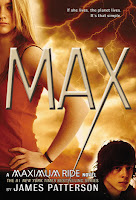 book cover of Max by James Patterson