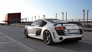 Audi R8 GT Rear wallpaper for pc