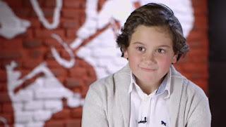 Nacho gana la batalla la voz kids