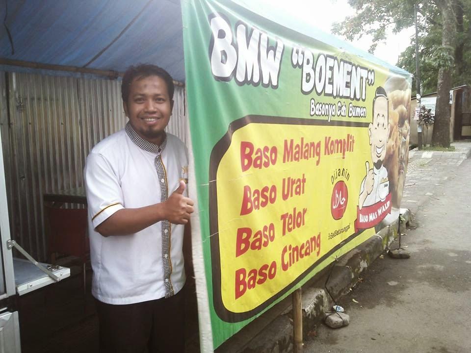 Kuliner Bandung Baso Mas Walid