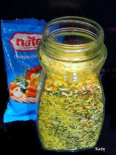 Sopa  Minestrone  Al Aroma De Jamón