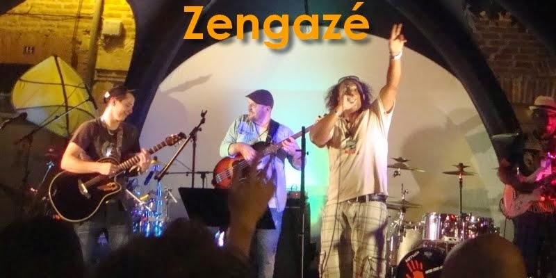 Zengazé : musique festive épicée