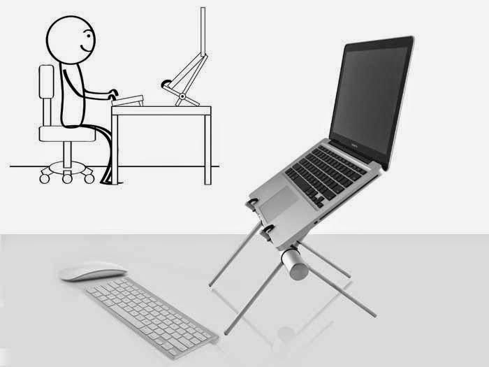 Kickstarter Stand up, sit down