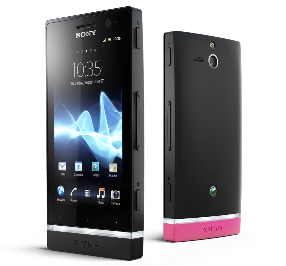 xperia u price in india sony 39 s new android 2 3 gingerbread smartphone. Black Bedroom Furniture Sets. Home Design Ideas