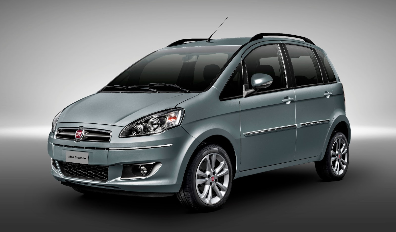 Fiat idea recebe novidades na linha 2014 for Precio del fiat idea adventure 2014