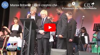 Liderii creștini din Marea Britanie cheamă țara la rugăciune pentru noul prim-ministru
