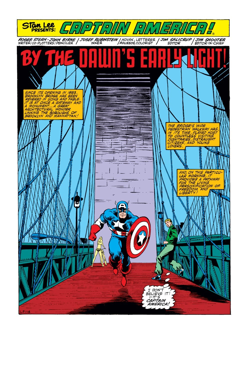Captain America (1968) Issue #247 #162 - English 2