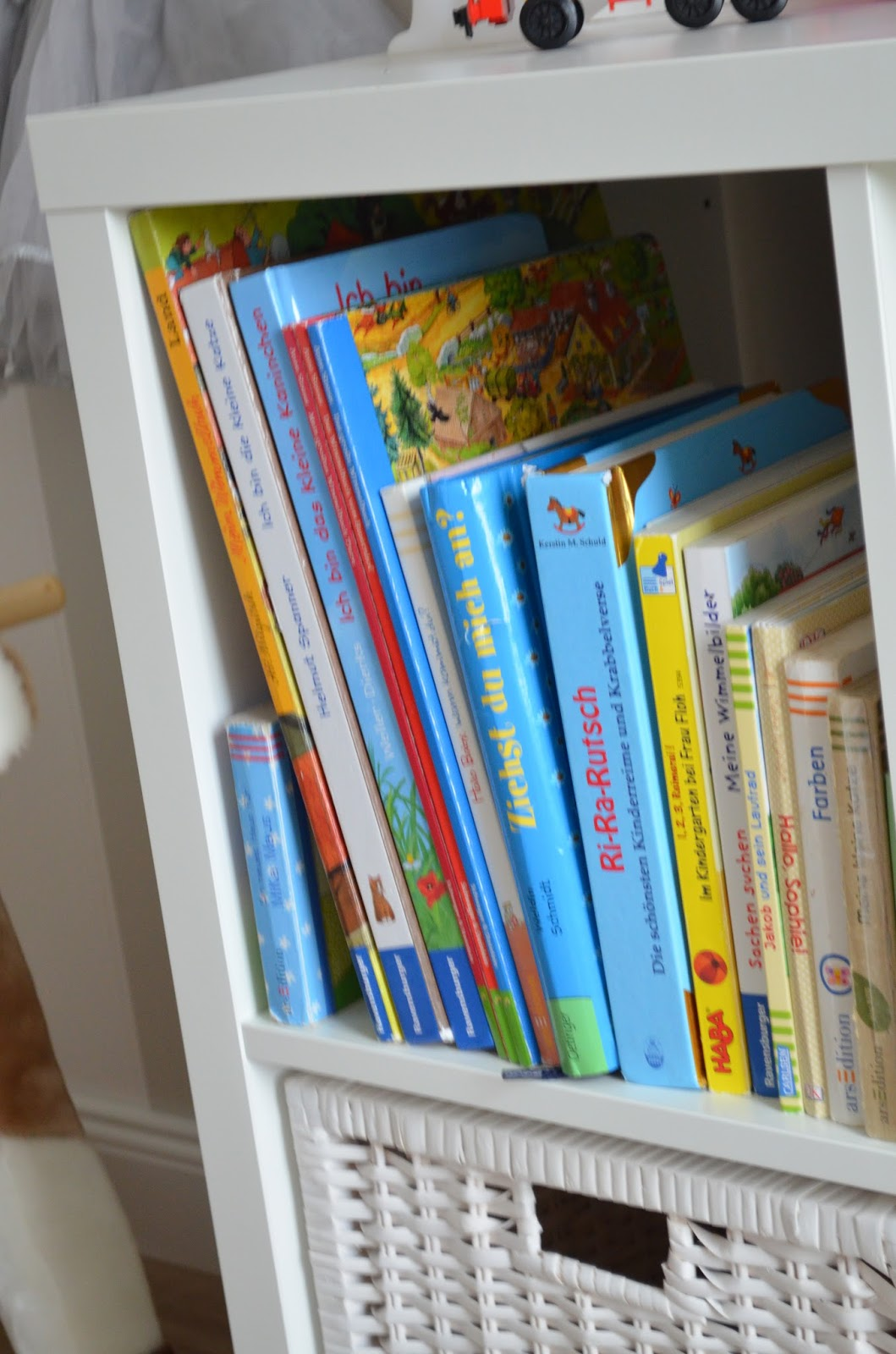 Deko-Hus: Kinderzimmer, die Zweite