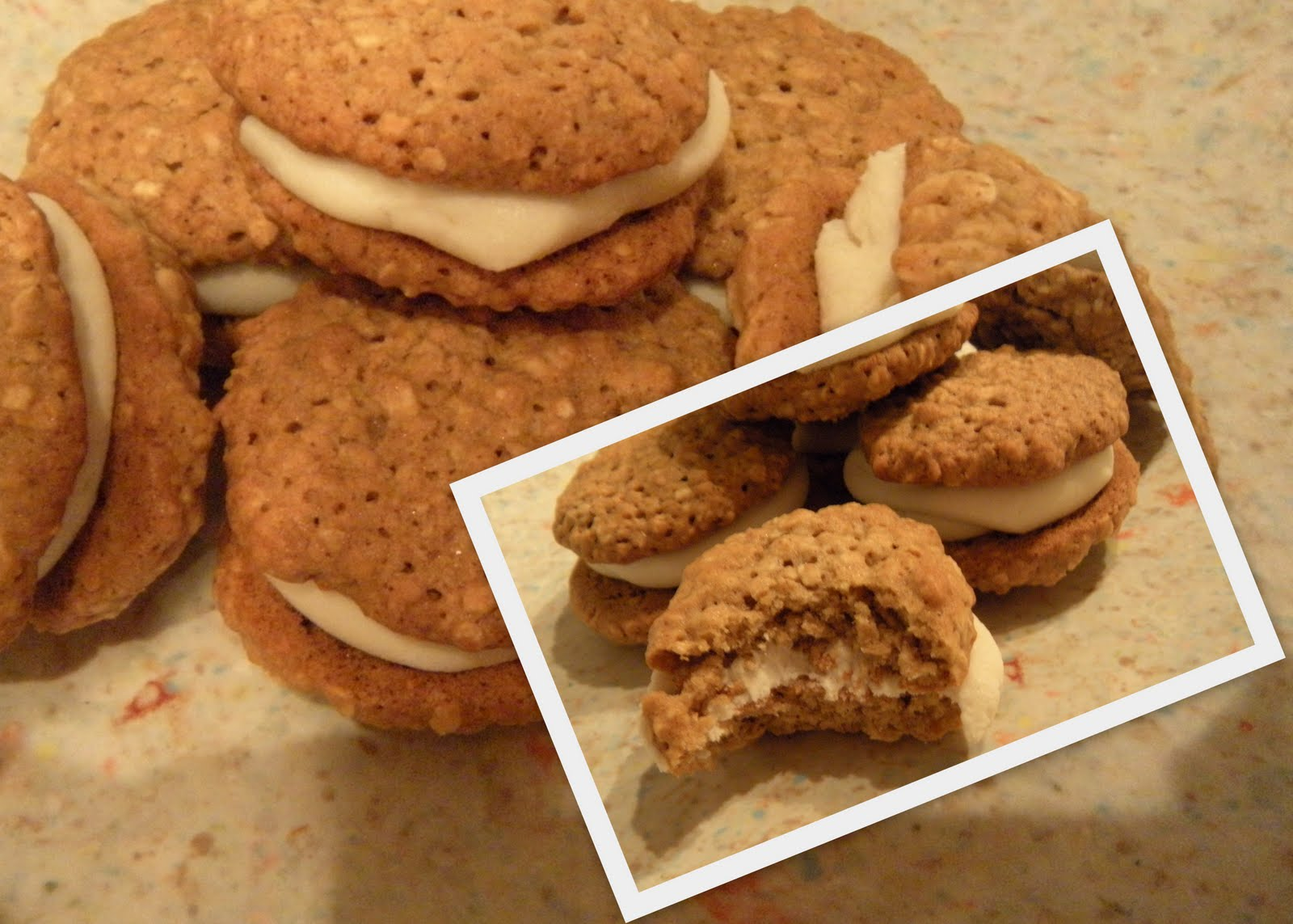 Whatcha Makin' Now?: Oatmeal Cream Pies (Whoopie Pies)