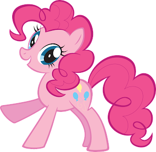 I *know* the cosplayer has a name, but she will *always* be Pinkie Pie to me.