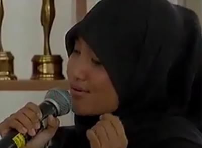 inilah Pembicaraan Fatin Shidqia Lubis yang masuk masuk 20 besar The X ...