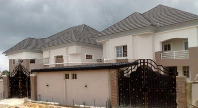 Chika Ike Moves into Her multi million Naira Lekki home