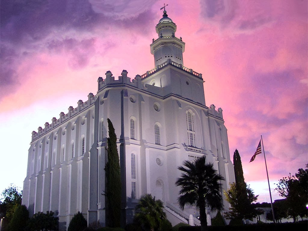 Saint George Utah Temple