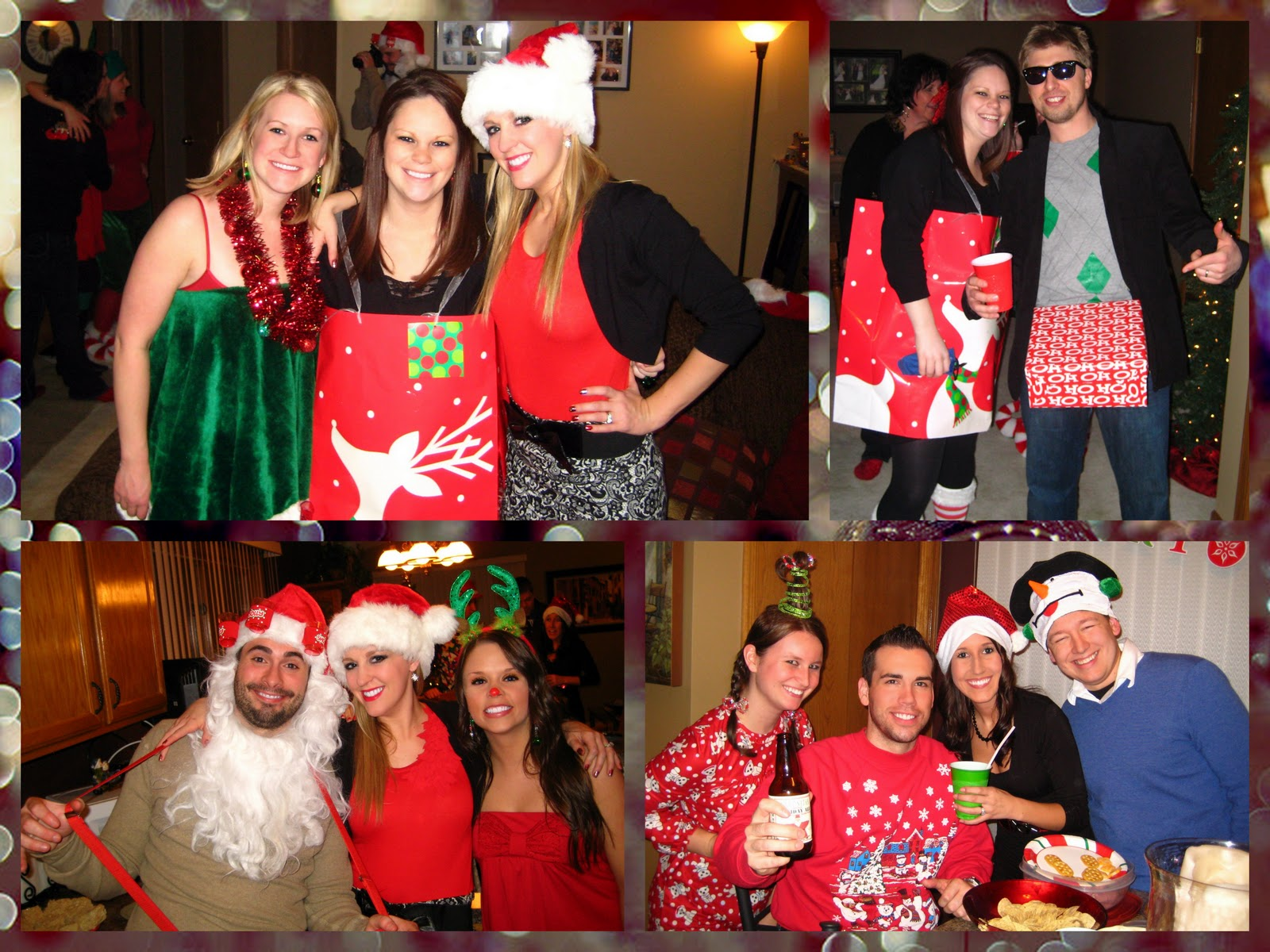 Dress up xmas party - Christmas Party 2011