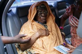 Tinubu's mother, Abibat Mogaji is dead