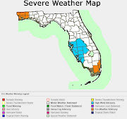 HarrisMann Climatology's annual Florida Freeze Outlook indicates a strong . (severe weather map )