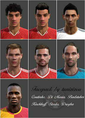 All Faces by Tunizizou