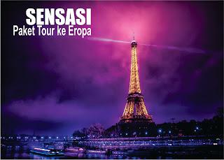 Paket Tour Ke Eropa