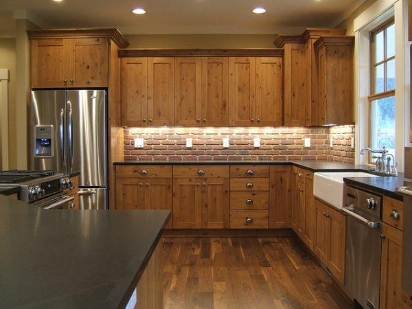 Brick Backsplash For Kitchen6