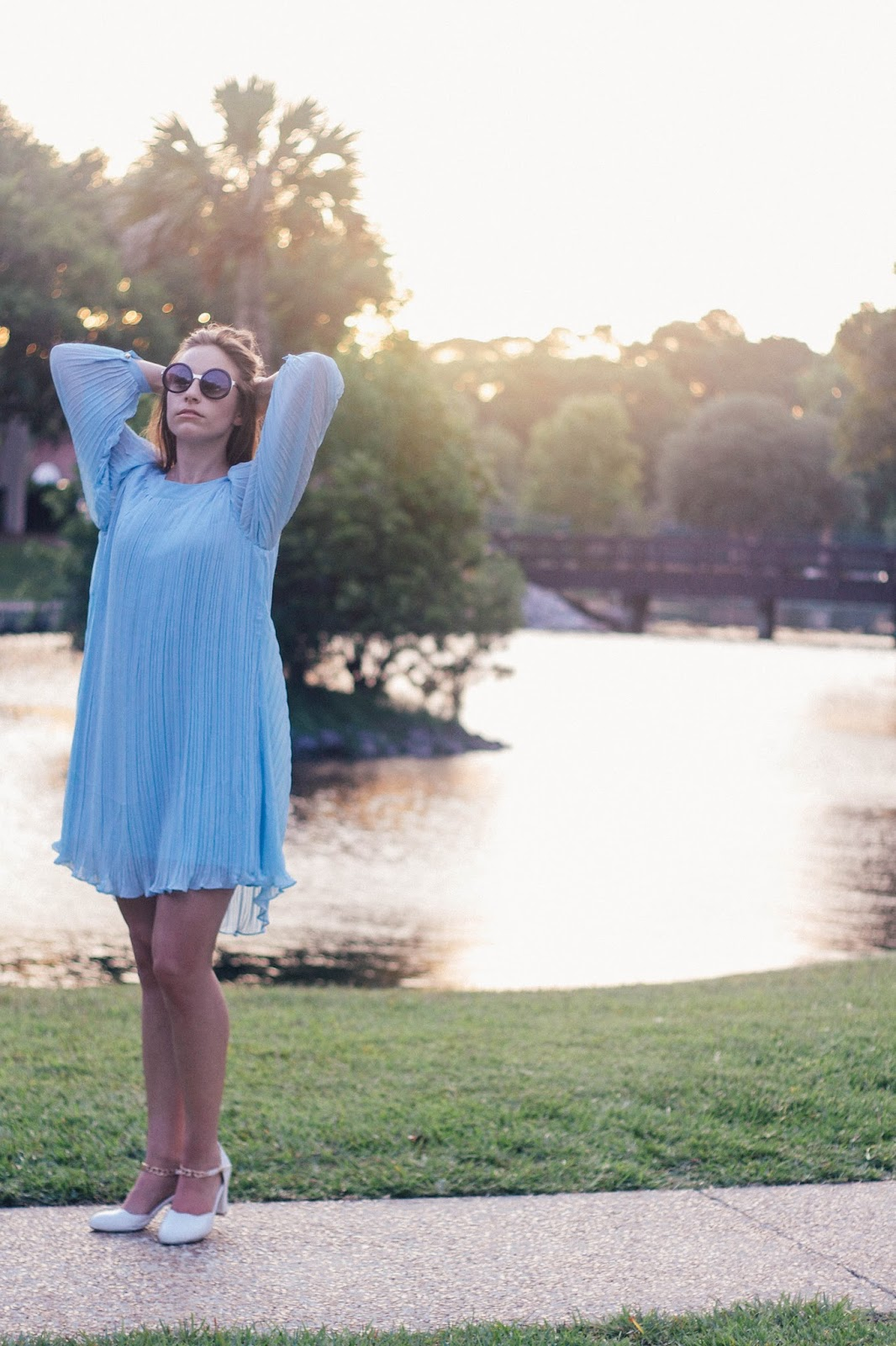 60's style, 60's outfit, style, outfit, modern, retro, vintage, lana del rey style, mad men style, megan draper, summer, beach, sunset, feminine, dear creatures, personal style blogger, movie blogger, screenwriting, costume design,