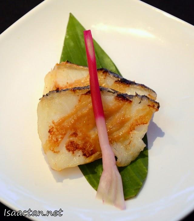 Gindara Misoyaki (Cod fish)