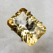 Batu Permata Yellow Citrine - SP972