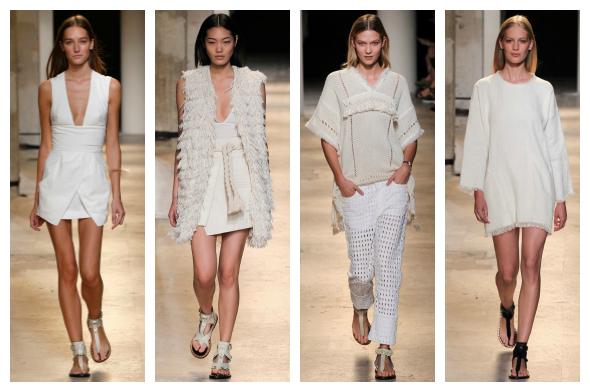 Isabel Marant colección primavera verano 2015